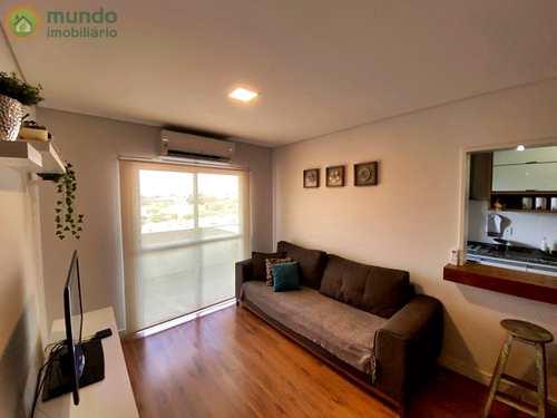 Apartamento, código 8418 em Taubaté, bairro Vila São José
