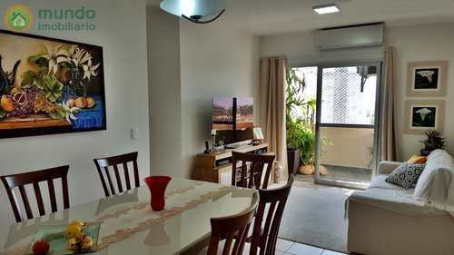 Apartamento, código 8438 em Taubaté, bairro Jardim das Nações