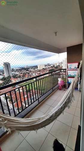 Apartamento, código 8460 em Taubaté, bairro Vila das Jabuticabeiras