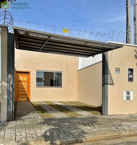Casa, código 8531 em Taubaté, bairro Vila dos Comerciários 2