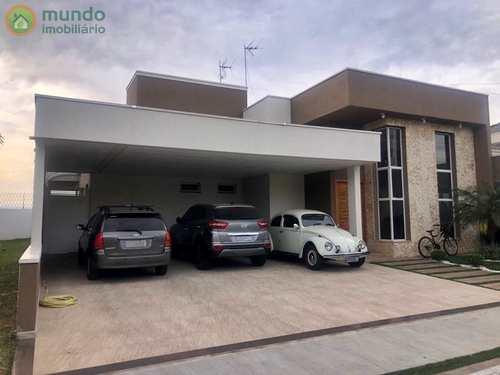 Casa de Condomínio, código 8565 em Taubaté, bairro Jardim Oásis