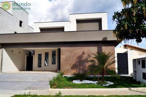Casa de Condomínio, código 8624 em Taubaté, bairro Residencial Ouroville
