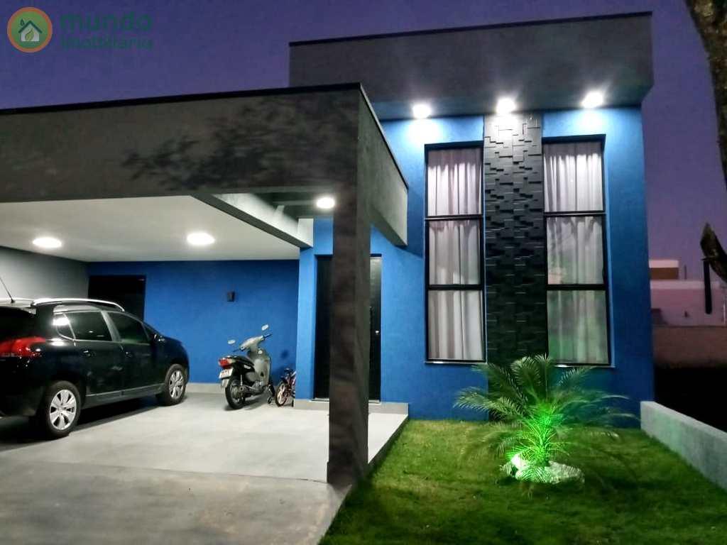 Casa de Condomínio em Taubaté, no bairro Parque São Cristóvão