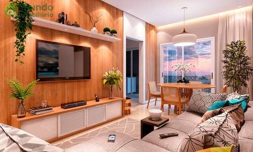 Apartamento, código 8742 em Taubaté, bairro Esplanada Independência