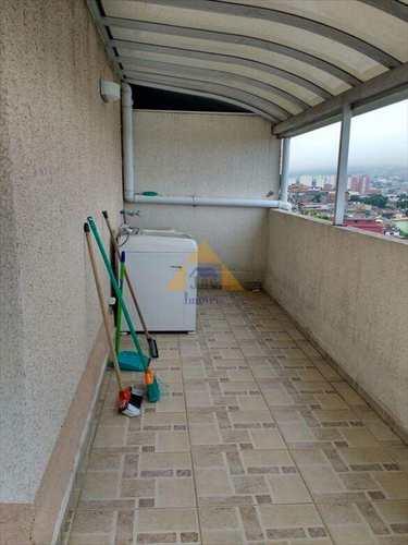 Apartamento, código 8228 em Santo André, bairro Vila Lutécia