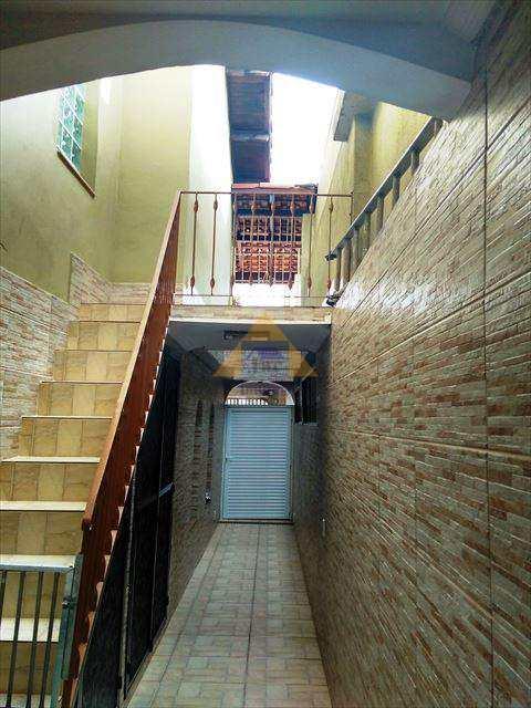 Sobrado em Santo André, no bairro Condomínio Maracanã