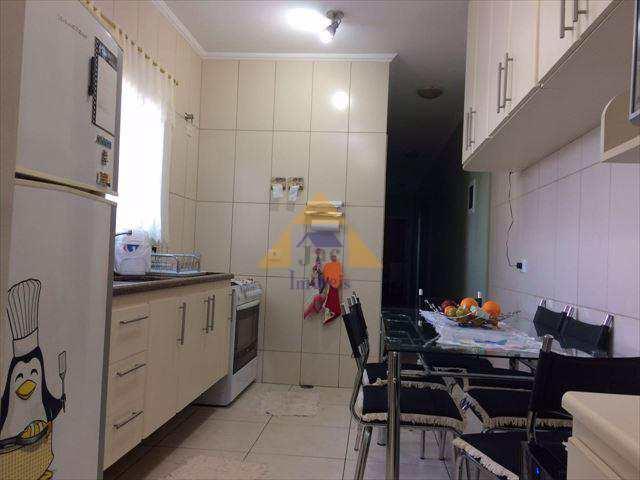 Apartamento em Santo André, no bairro Silveira