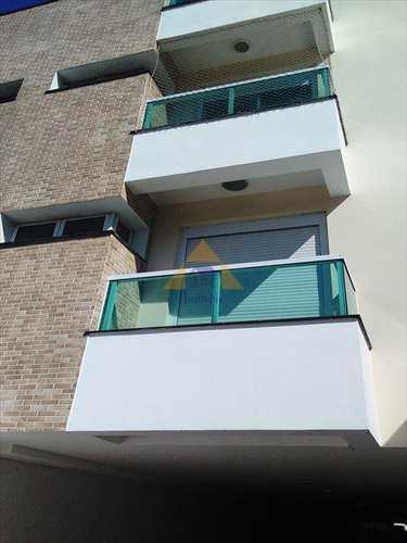 Apartamento, código 8024 em Santo André, bairro Vila Valparaíso