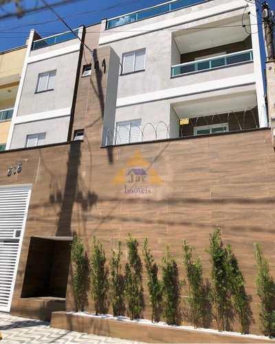 Cobertura, código 7925 em Santo André, bairro Vila Pires