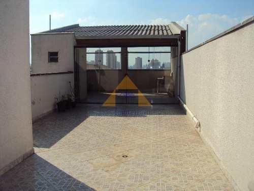 Cobertura, código 7678 em Santo André, bairro Silveira