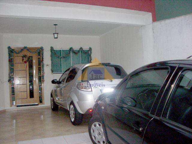 Sobrado em Santo André, no bairro Vila Helena
