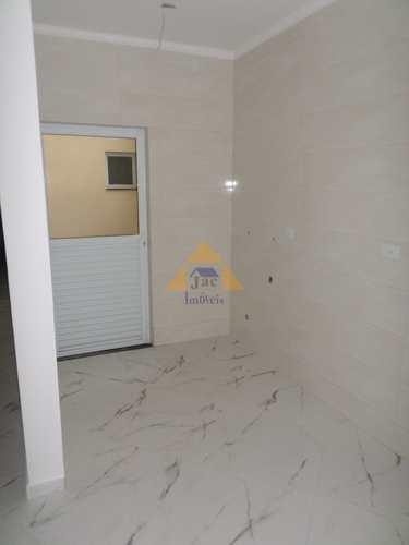 Apartamento, código 7572 em Santo André, bairro Silveira