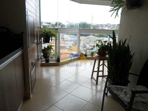 Apartamento, código 5895 em Santo André, bairro Vila Pires