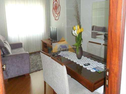 Apartamento, código 4728 em Santo André, bairro Vila Tibiriçá