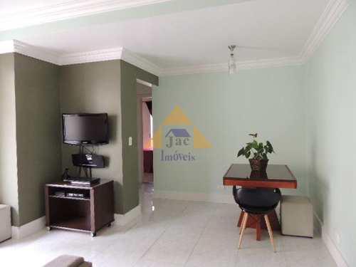 Apartamento, código 4620 em Santo André, bairro Jardim