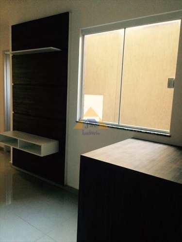Apartamento, código 4296 em Santo André, bairro Vila Alpina