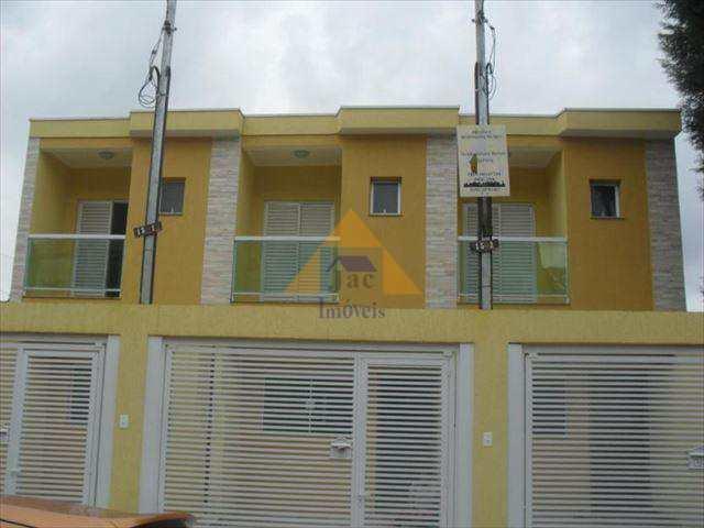 Sobrado em Santo André, no bairro Vila Lucinda