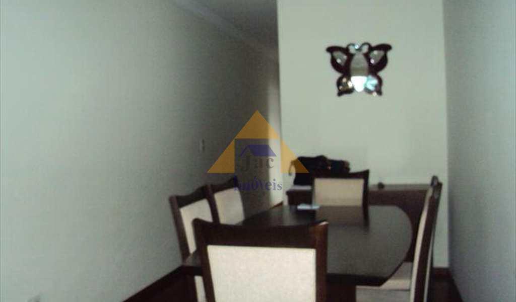 Apartamento em Santo André, bairro Vila Alzira