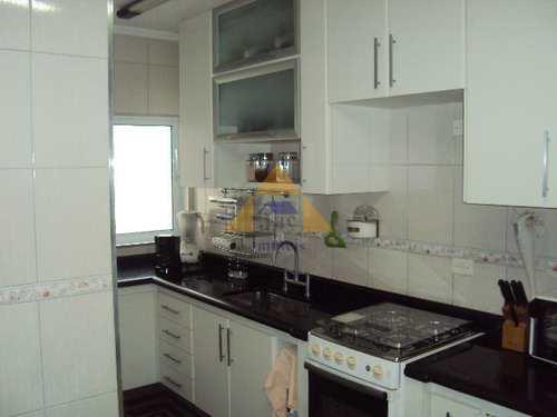 Cobertura, código 2985 em Santo André, bairro Vila Pires
