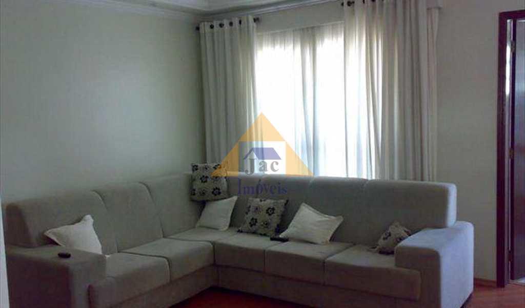 Apartamento em Santo André, bairro Vila Pires