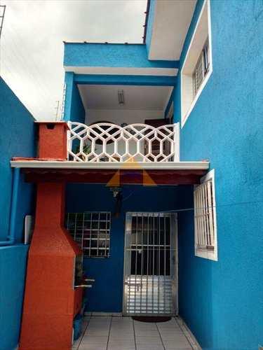 Sobrado, código 2478 em Santo André, bairro Vila Progresso
