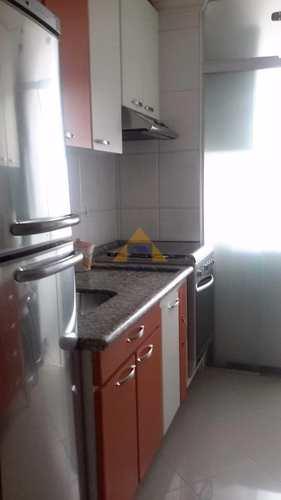 Apartamento, código 8348 em Santo André, bairro Jardim do Estádio