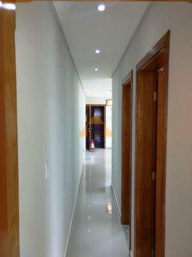 Apartamento, código 8738 em Santo André, bairro Silveira