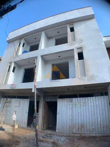 Sobrado, código 9018 em Santo André, bairro Vila Homero Thon