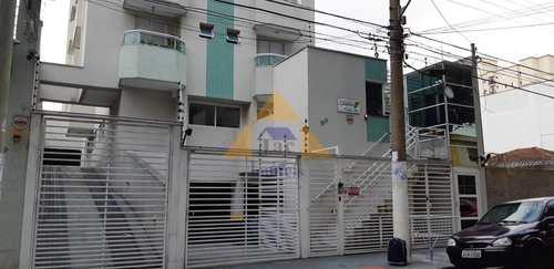 Apartamento, código 9263 em Santo André, bairro Vila Homero Thon