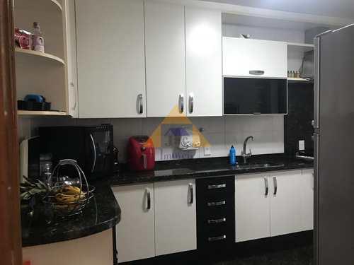 Apartamento, código 9269 em Santo André, bairro Vila Gilda