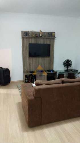Apartamento, código 9326 em Santo André, bairro Paraíso