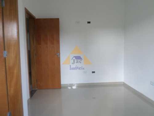 Apartamento, código 9350 em Santo André, bairro Vila Linda