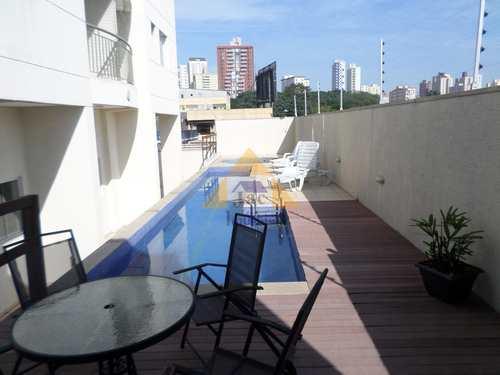 Apartamento, código 9378 em Santo André, bairro Vila Alzira