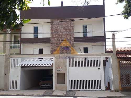 Cobertura, código 9401 em Santo André, bairro Vila Bela Vista