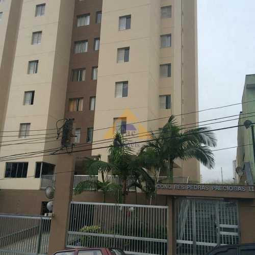 Apartamento, código 9537 em Santo André, bairro Vila Alzira