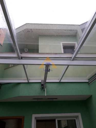 Sobrado, código 9583 em Santo André, bairro Vila Helena