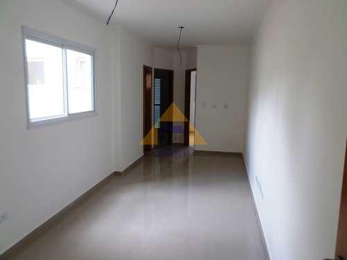 Apartamento, código 9594 em Santo André, bairro Vila Pires