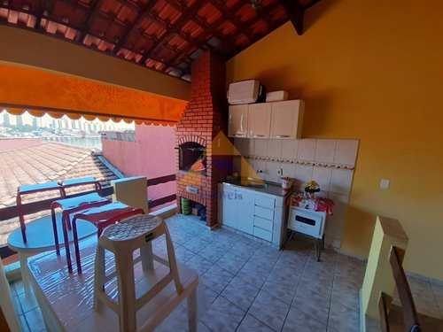 Casa, código 9633 em Santo André, bairro Vila Suíça