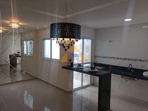 Apartamento, código 9668 em Santo André, bairro Vila Alpina