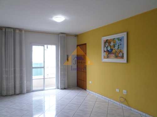 Apartamento, código 9671 em Santo André, bairro Vila América