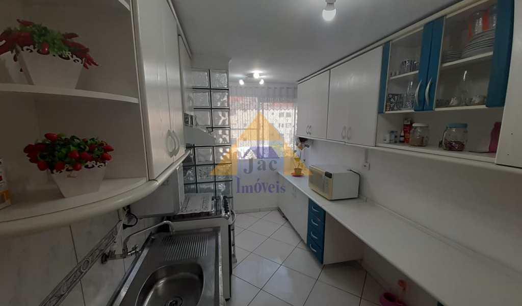 Apartamento em Santo André, bairro Jardim Alvorada