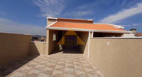 Cobertura, código 9823 em Santo André, bairro Vila Pires
