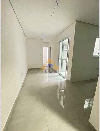Apartamento, código 9827 em Santo André, bairro Cidade São Jorge