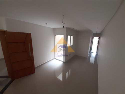 Apartamento, código 9838 em Santo André, bairro Vila Guarani