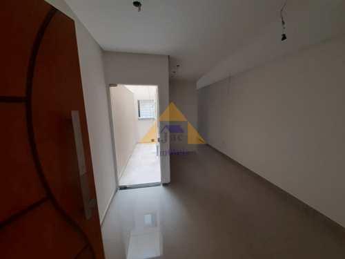 Apartamento, código 9839 em Santo André, bairro Vila Guarani