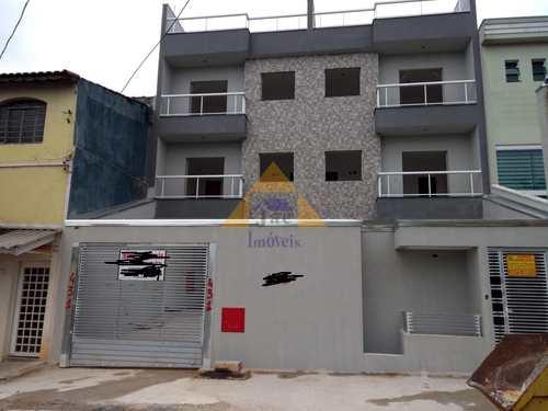Apartamento, código 9972 em Santo André, bairro Vila Metalúrgica