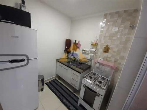 Apartamento, código 10026 em Santo André, bairro Vila Junqueira