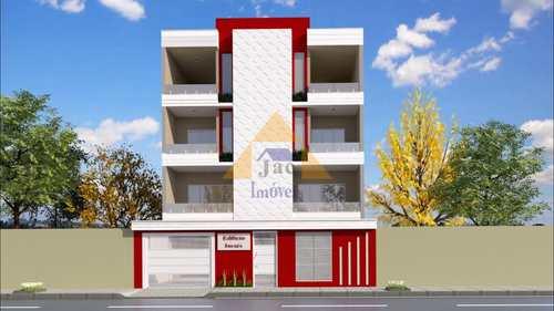 Apartamento, código 10150 em Santo André, bairro Vila Eldízia