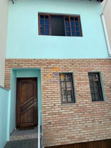 Sobrado, código 10152 em Santo André, bairro Vila Assunção
