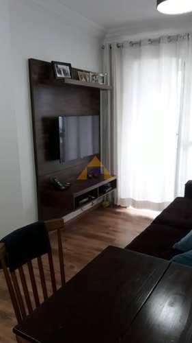 Apartamento, código 10158 em Santo André, bairro Silveira